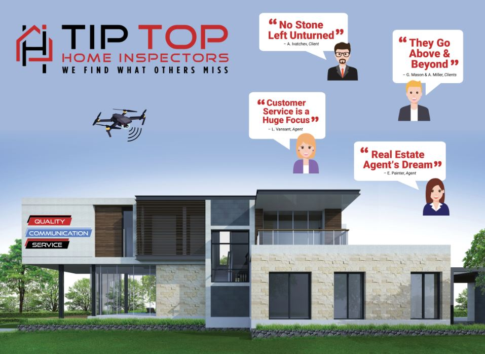 Tip Top Home Inspectors Of Atlanta