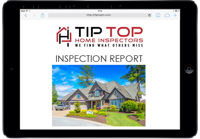 24 Hour Digital Inspection Report