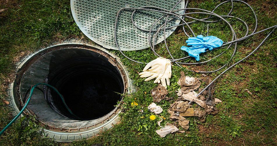 Sewer Drain Line Video